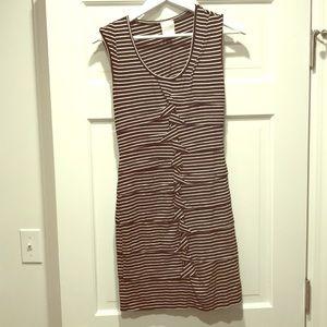 Black White Authentic Nicole Miller Dress